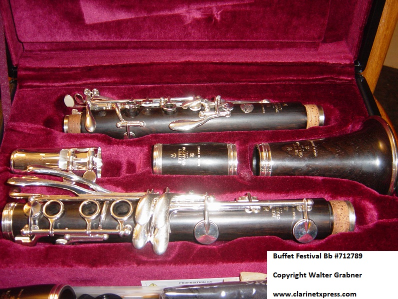 Terrific Walter Grabners Clarinetxpress A New Way To Buy A Clarinet Home Interior And Landscaping Ologienasavecom