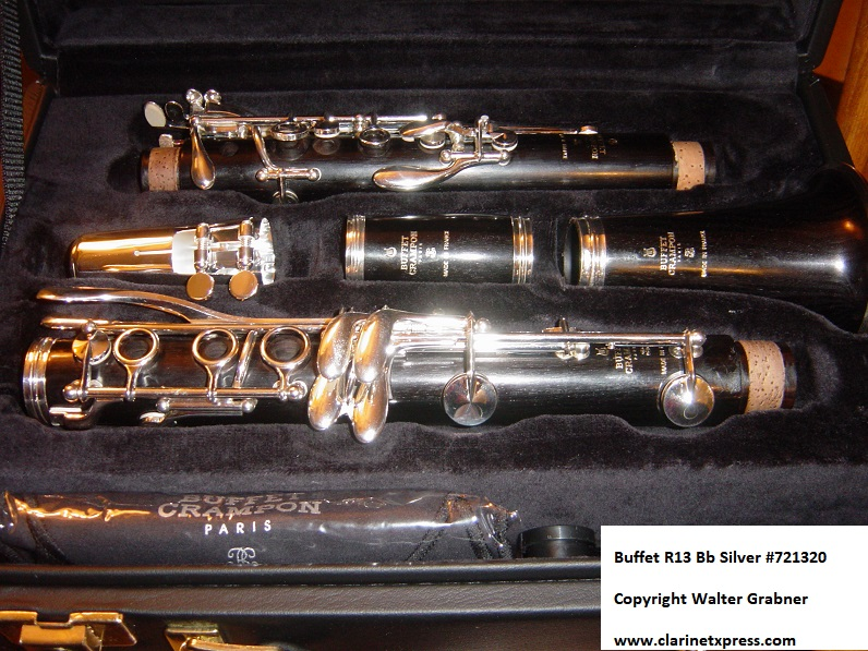 Stupendous Walter Grabners Clarinetxpress A New Way To Buy A Clarinet Home Interior And Landscaping Ologienasavecom