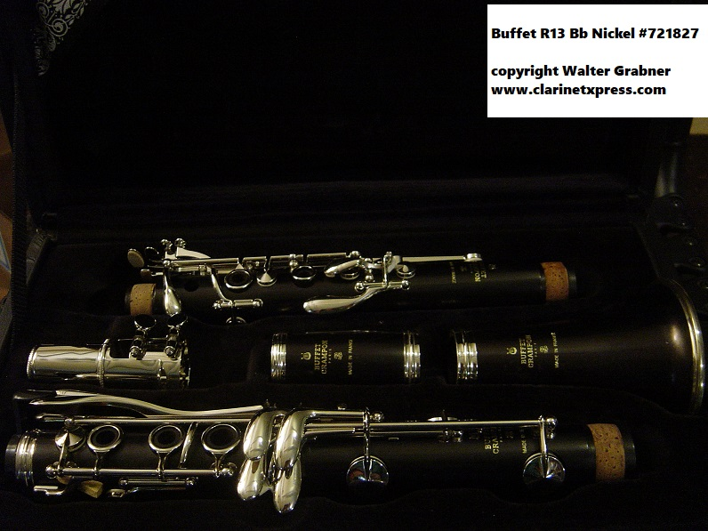 Admirable Walter Grabners Clarinetxpress A New Way To Buy A Clarinet Download Free Architecture Designs Scobabritishbridgeorg
